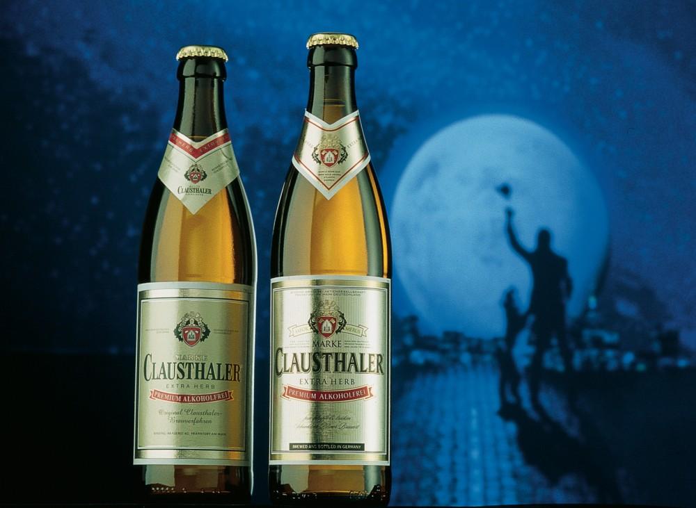 Clausthaler Werbung 3
